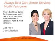 Always Best Care Senior Services North Vancouver