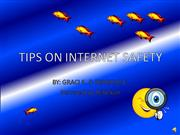 Internet Safety by Chastain's Team 1