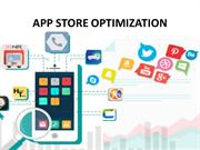 APP STORE OPTIMIZATION FOR I PHONE& ANDROID PHONES