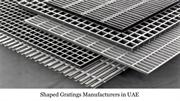Shaped Gratings Manufacturers in UAE