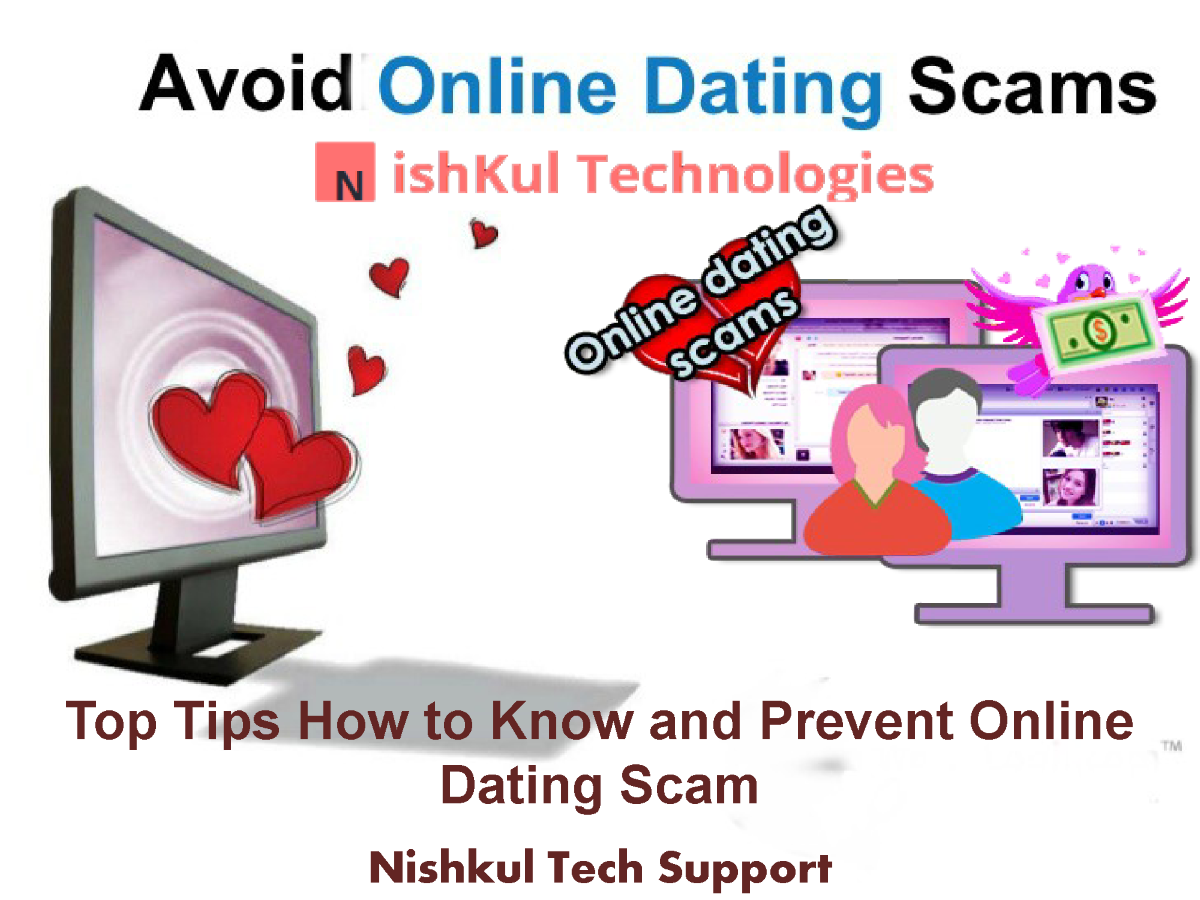 prevent online dating scams