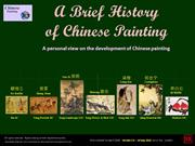 A Brief History of Chinese Painting  3.0