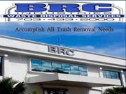 Wastage Removal Company in Virginia