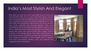 Zynna has Most Stylish and Elegant Window Rods and Curtains