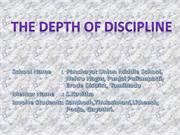 success discipline