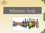 Mission Arak - By Mission Wine And Spirits