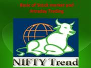 Basic of Stock market and Intraday Trading