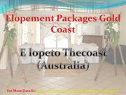 Elopement Packages Gold Coast | Elope To The Coast