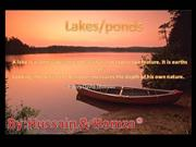 lakes and ponds by hamza shakeel and hus