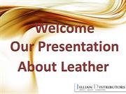 How Leather is made. Wholesale Leather, Bulk Leather, Leather Bulk