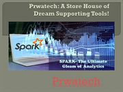 Prwatech A Store House of Dream Supporting Tools!