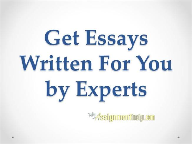 Get your essays published