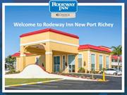 Rodeway Inn Hotel in New Port Richey FL
