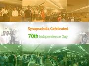 SynapseIndia Celebrations - 70th Independence Day India