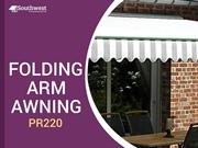 Folding Arm Awnings PR220
