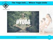 Yoga Upland CA | (909) 624-4800 | The Yoga Unit