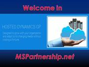 Dynamics GP Azure - Dynamics GP Pricing  : MSPartnership.net