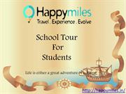 Educational School Tours | International School Trips - Happymiles