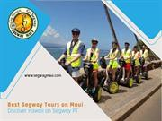Electric hybrid bicycle tour
