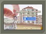 Property Lawyers Bangalore | Property Attorneys Bangalore