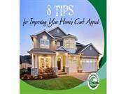 8 Tips for Improving Your Home's Curb Appeal