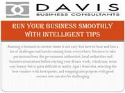 Run your Business Smoothly with Intelligent Tips
