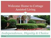 Care at the Cottage | Montgomery Alabama