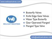 Knife Edge Gate Valve & Butterfly valves manufacturers, Trader, Export