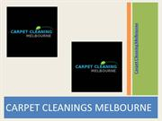 Carpet Cleanings Melbourne