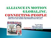 ALLIANCE IN MOTION GLOBAL,INC