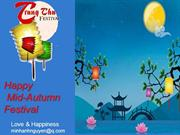 Tet trung thu- Happy Mid-Autumn Moon Festival