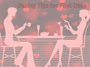 Dating Tips for men for his first date