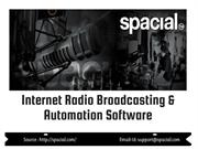 Internet Radio Broadcasting Software to Improve Listeners