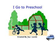 Experience About Preschool | Jay r sunde
