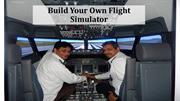 Build Your Own Flight Simulator at TheCockpit India