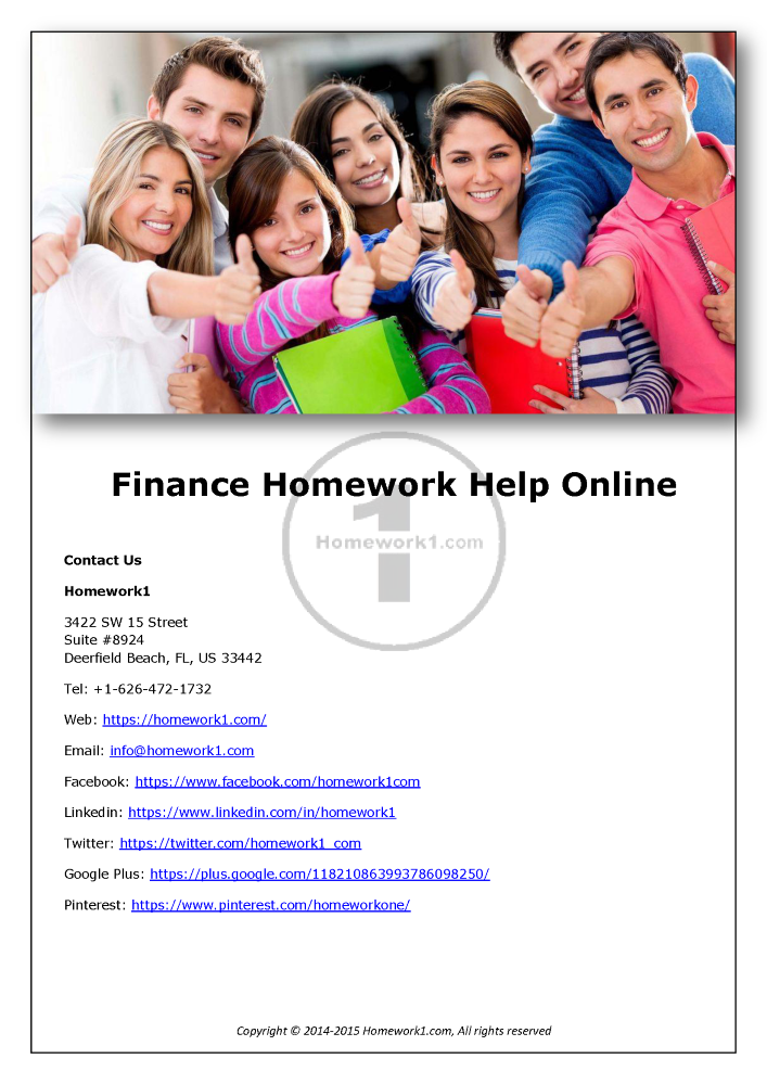 free help with homework online Homework help - post homework questions, assignments & papers get answers from premium tutors 24/7.