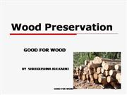 Anti termite- wood preservative