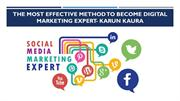 Method to Become Digital Marketing Expert- Karun Kaura