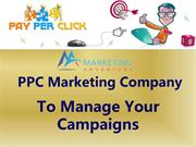Sophisticated Services Provide By PPC