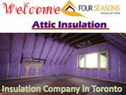 Find Attic Insulation Services at Affordable prices