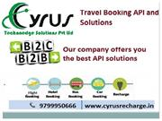 Buy Travel Booking API Solution by Cyrus API Solution