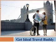 Get Ideal Travel Buddy