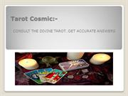 tarot card reader in delhi- tarotcosmic.com