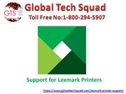 Best Technician Support for the Lexmark printer,Call@ 1-800-294-5907
