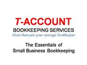 Essentials of Small Business Bookkeeping