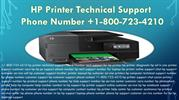 HP Printer Technical +1-800-723-4210 Support  Dial USA Help Online