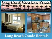 Long Beach California Vacation Condo Rentals