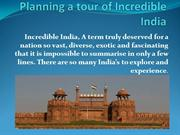 Planning a tour package of-Delhi to Agra One Day Tour