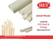 CPVC Pipe Fittings Manufacturers, in Ahmedabad india | Ashok Plastic