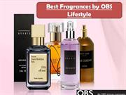 Best perfumes by OBS